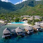 Manava Beach Resort & Spa - Moorea Maharepa