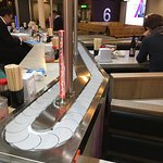Yo! Sushi - Edinburgh Airport