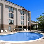 Hampton Inn Kansas City Airport