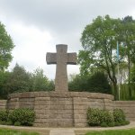 Sandweiler German Military Cemetery, Luxembourg