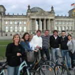 Berlin and Bike
