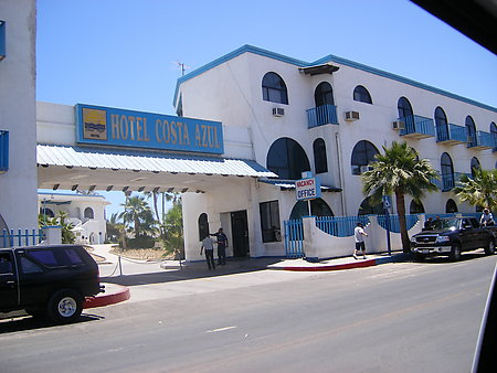 Costa Azul Motel/Hotel