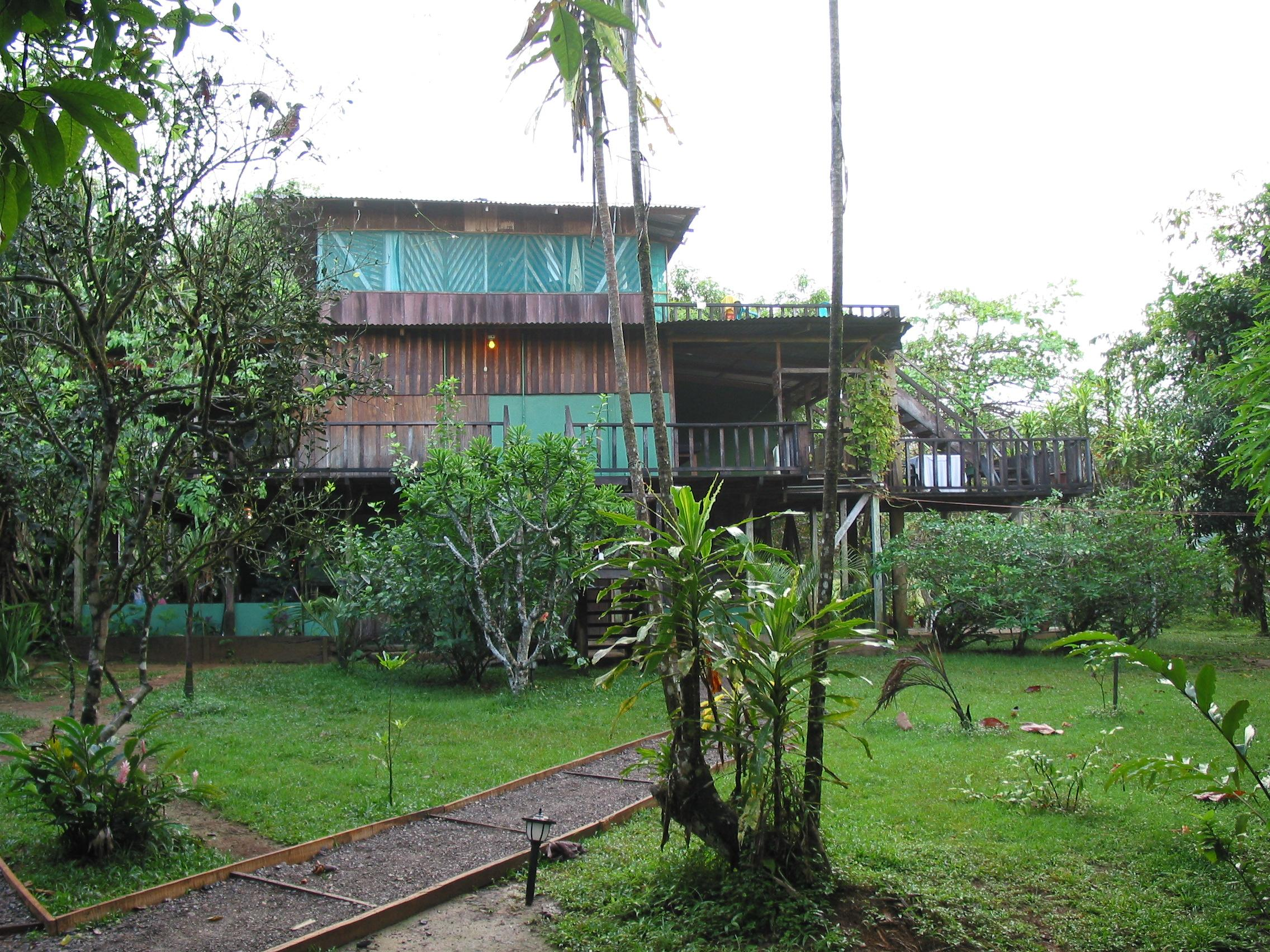 Corcovado Jungle Eco Lodge
