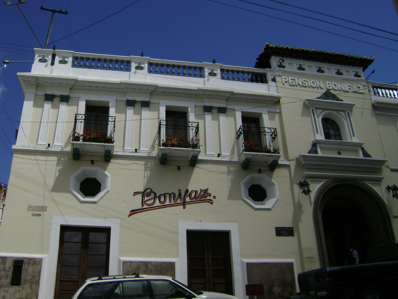 Pension Bonifaz Hotel