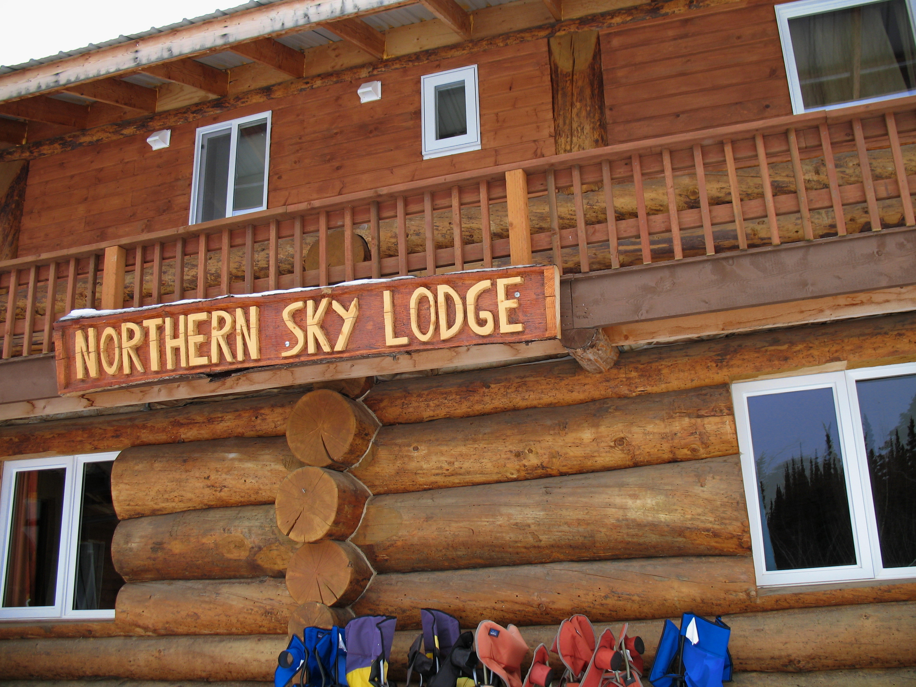 Northern Sky Lodge