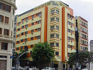 Sao Paulo Hostel Downtown