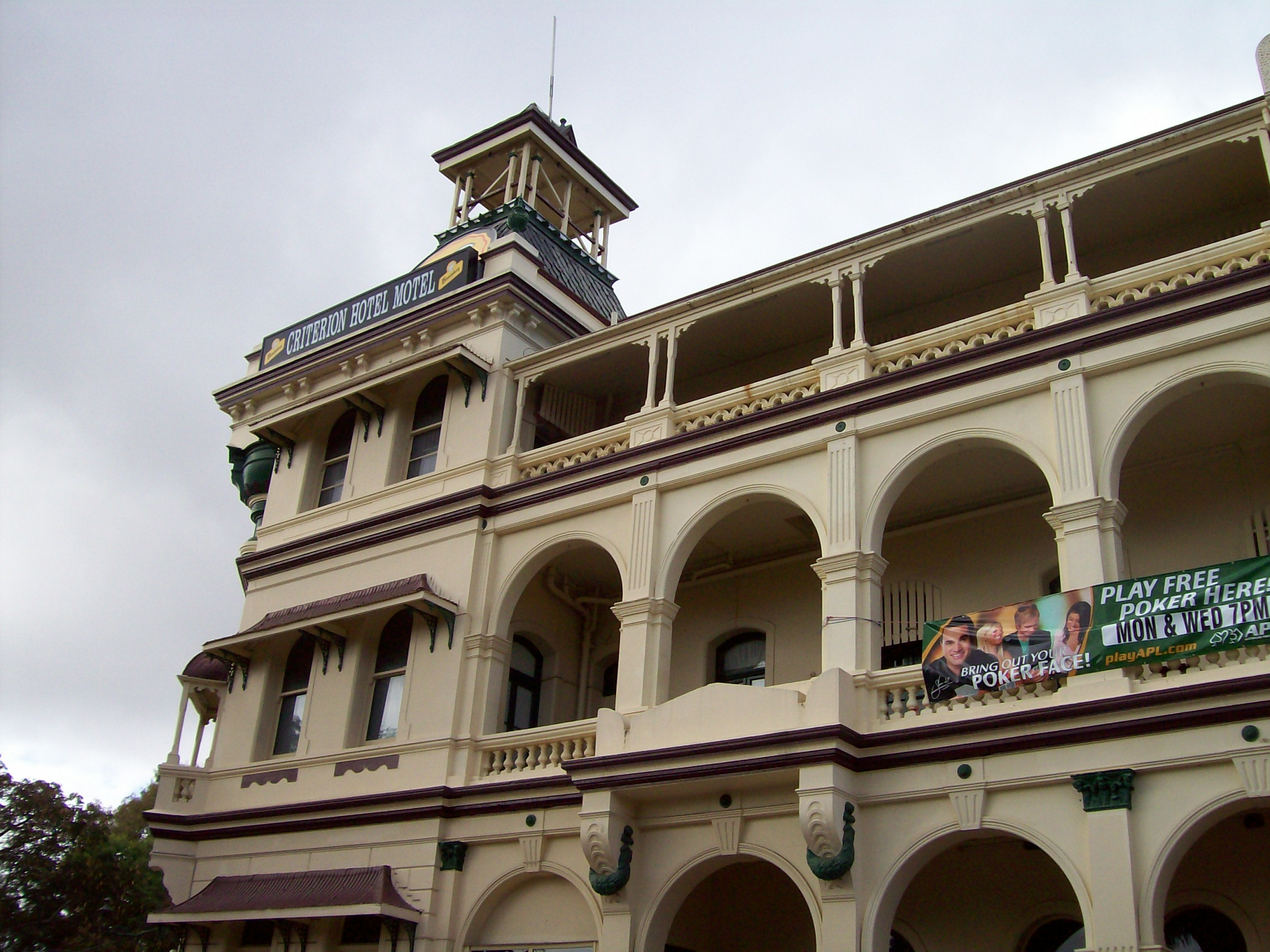 The Criterion Hotel