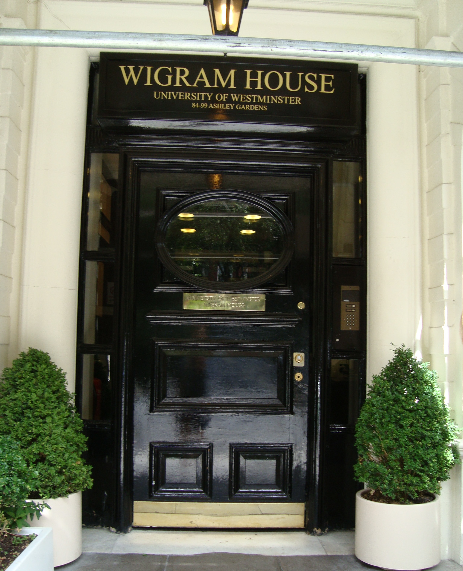 Wigram House