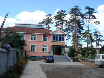 Changbaishan Woodlands Youth Hostel