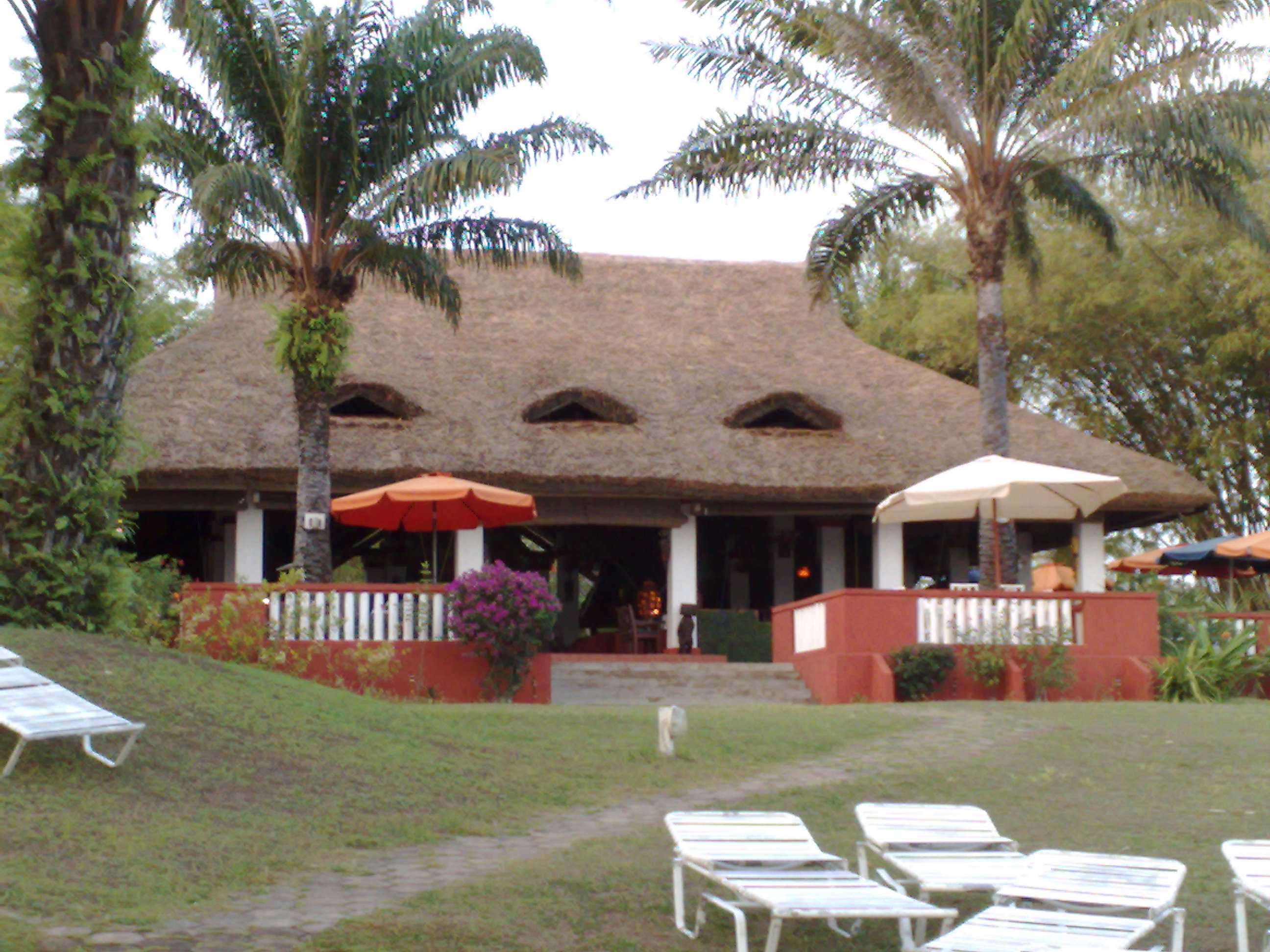 African Queen Lodge