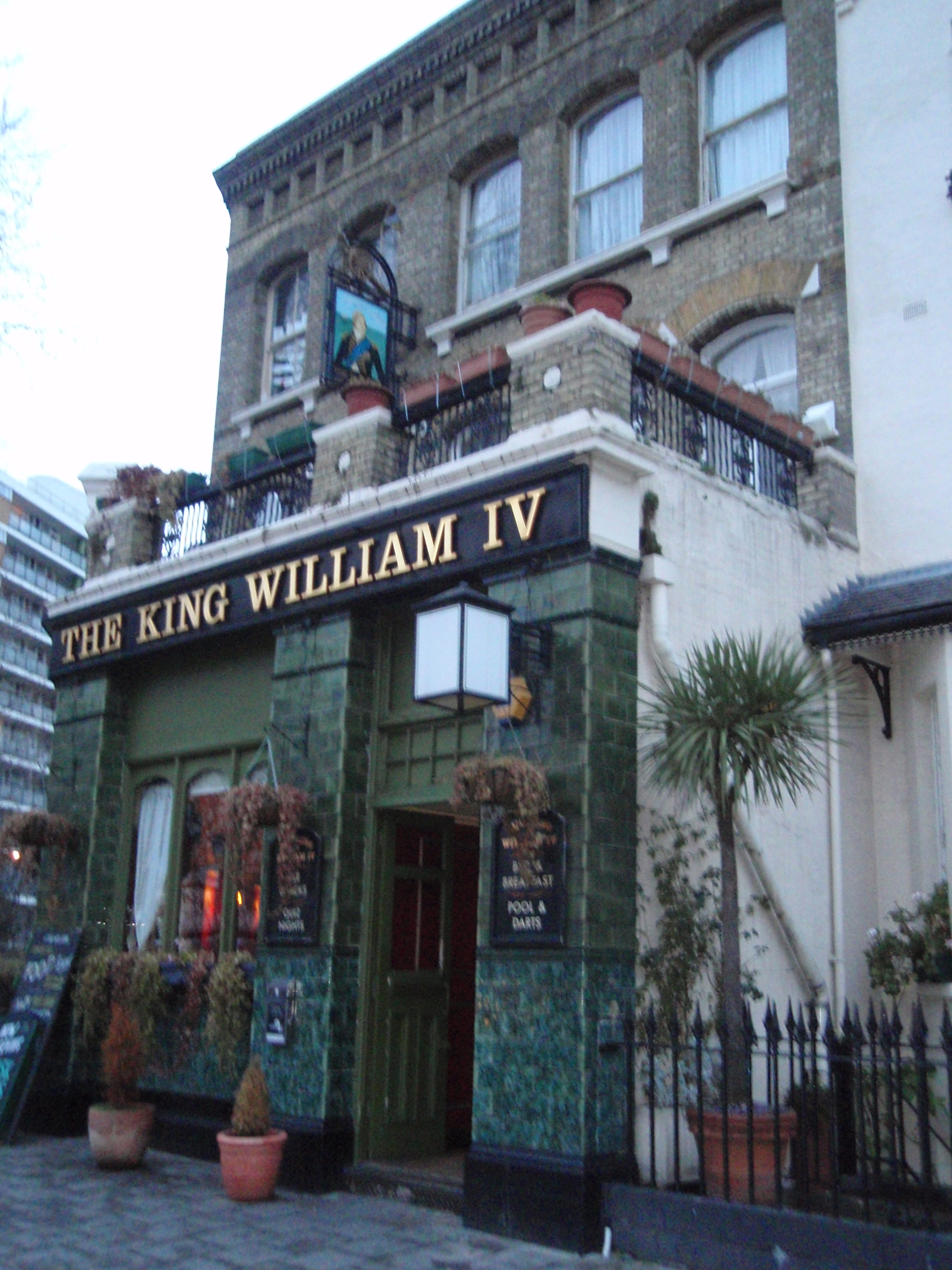 King William IV