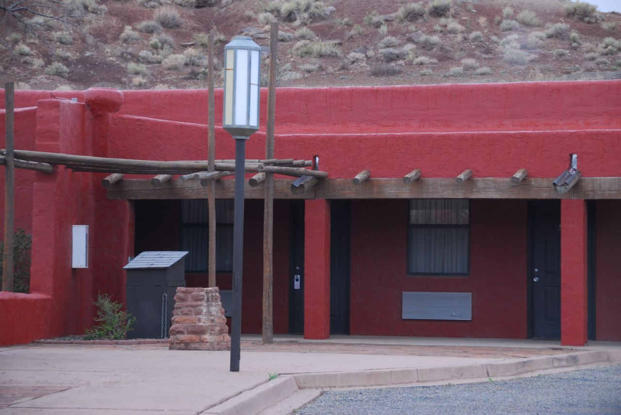 Sacred Canyon Lodge