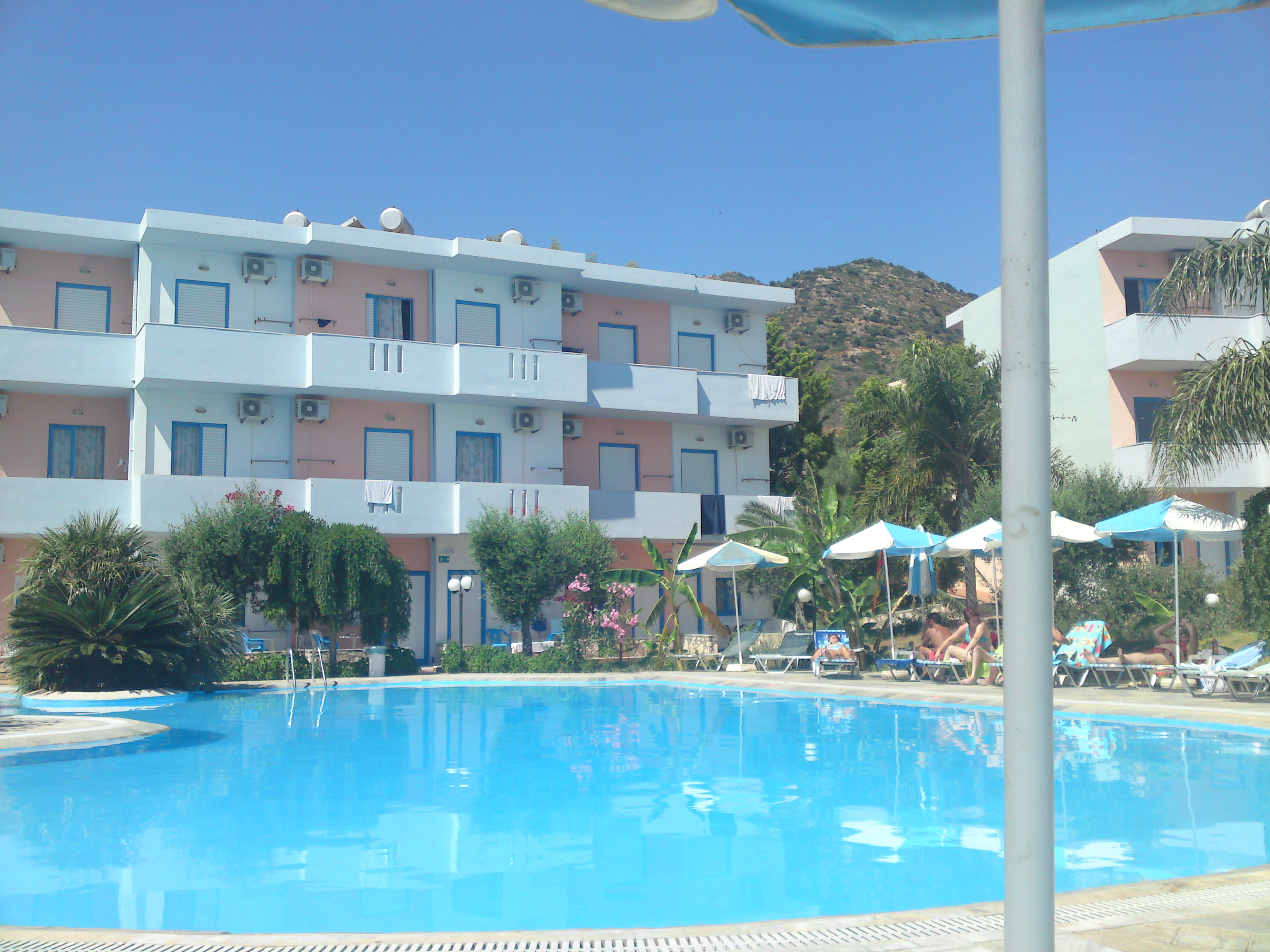 Hotel Lisa Mari Beach