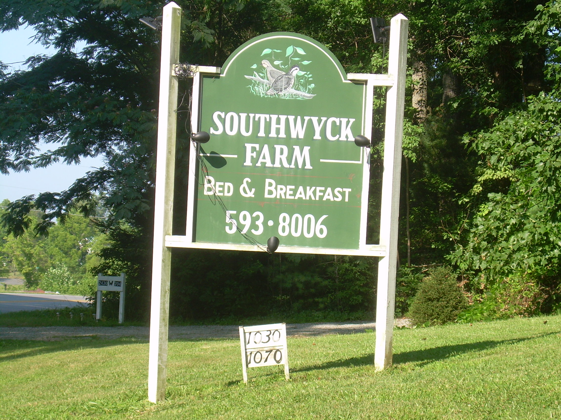Southwyck Farm Bed and Breakfast