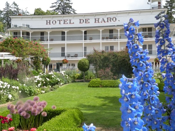 Hotel de Haro at Roche Harbor Resort