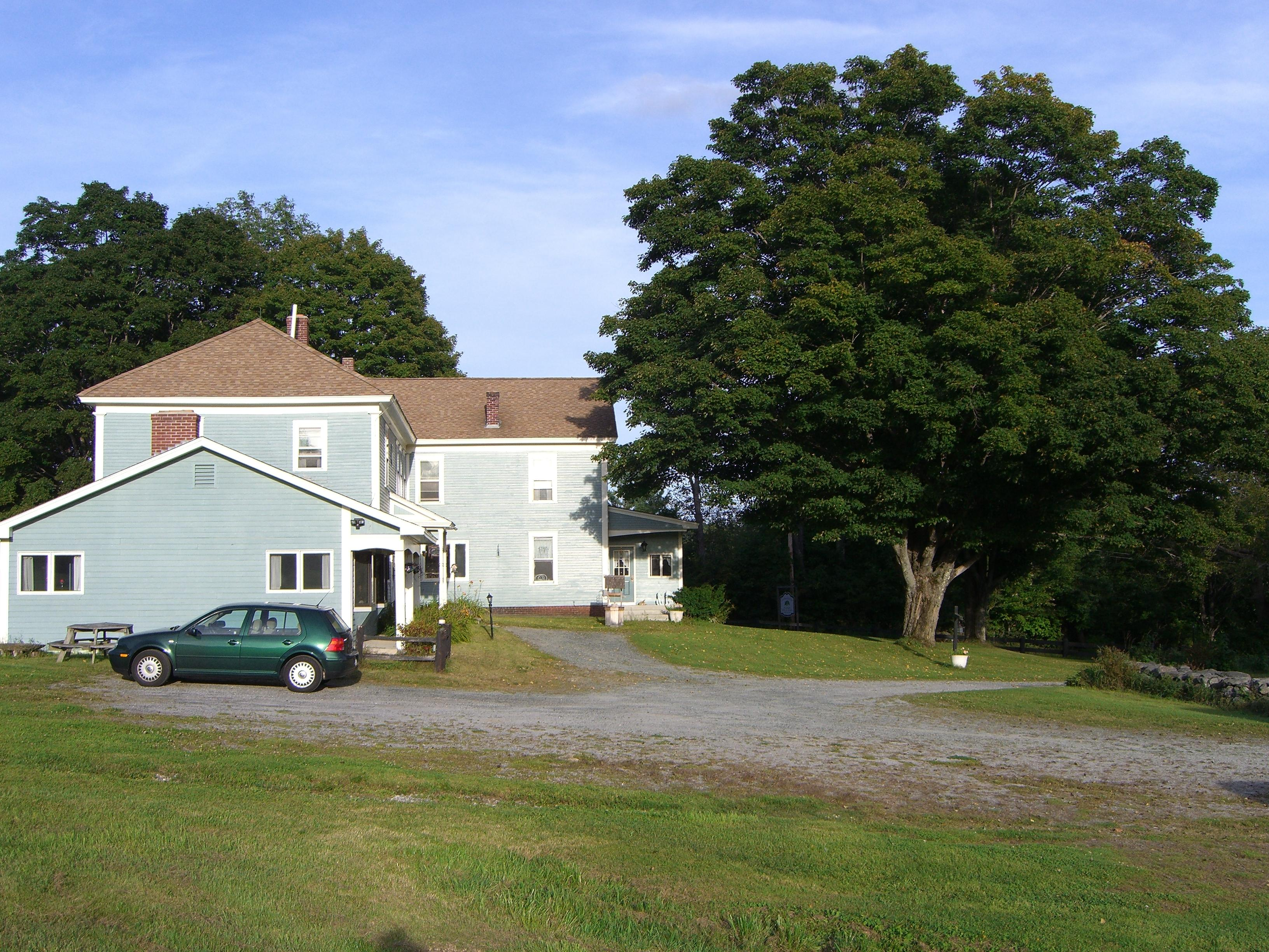 The Blue Acorn Bed and Breakfast