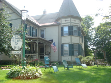 ‪Richmond Victorian Inn‬