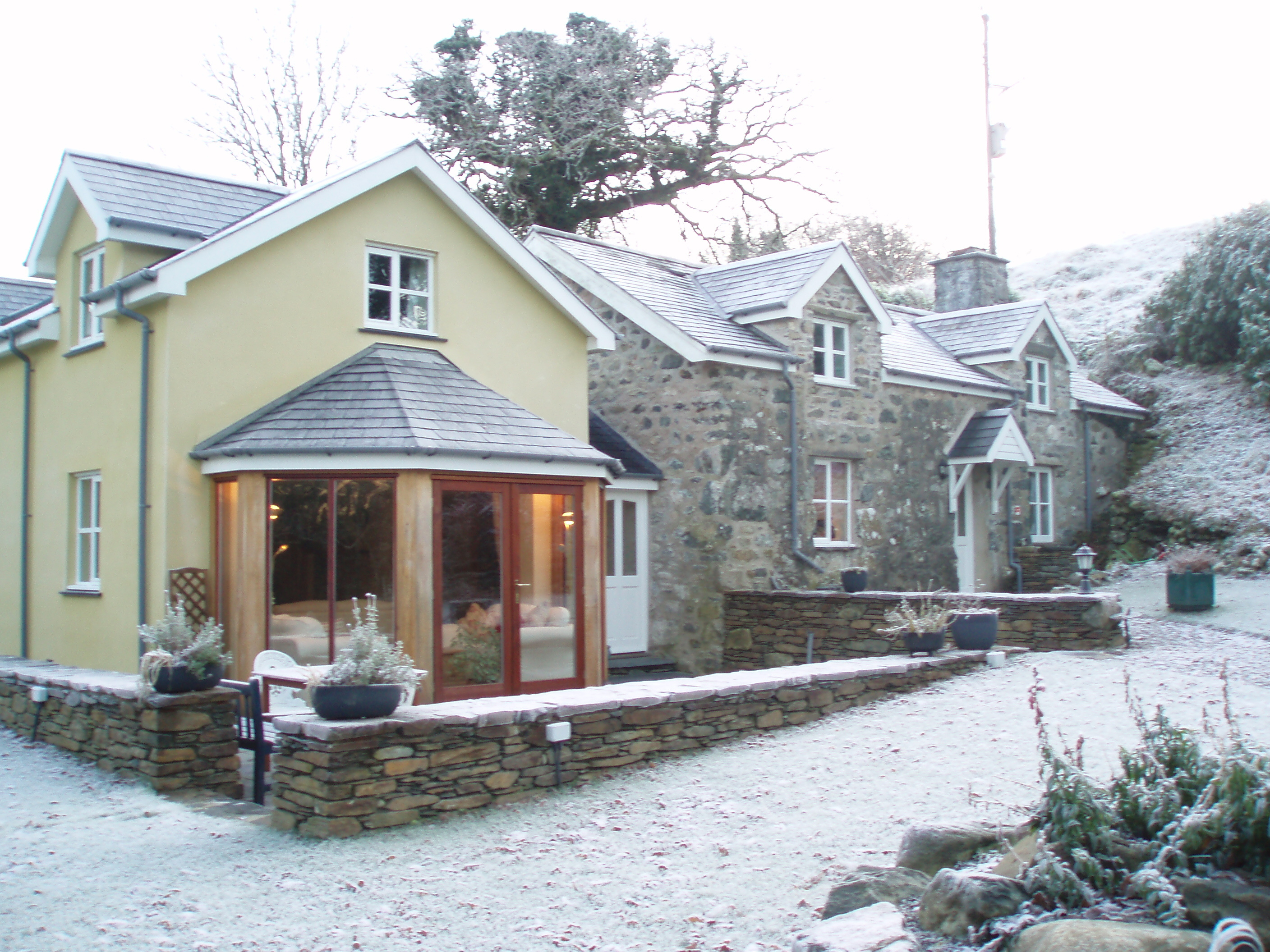 Pandy Isaf Country House Bed & Breakfast