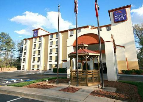 Sleep Inn North Lake