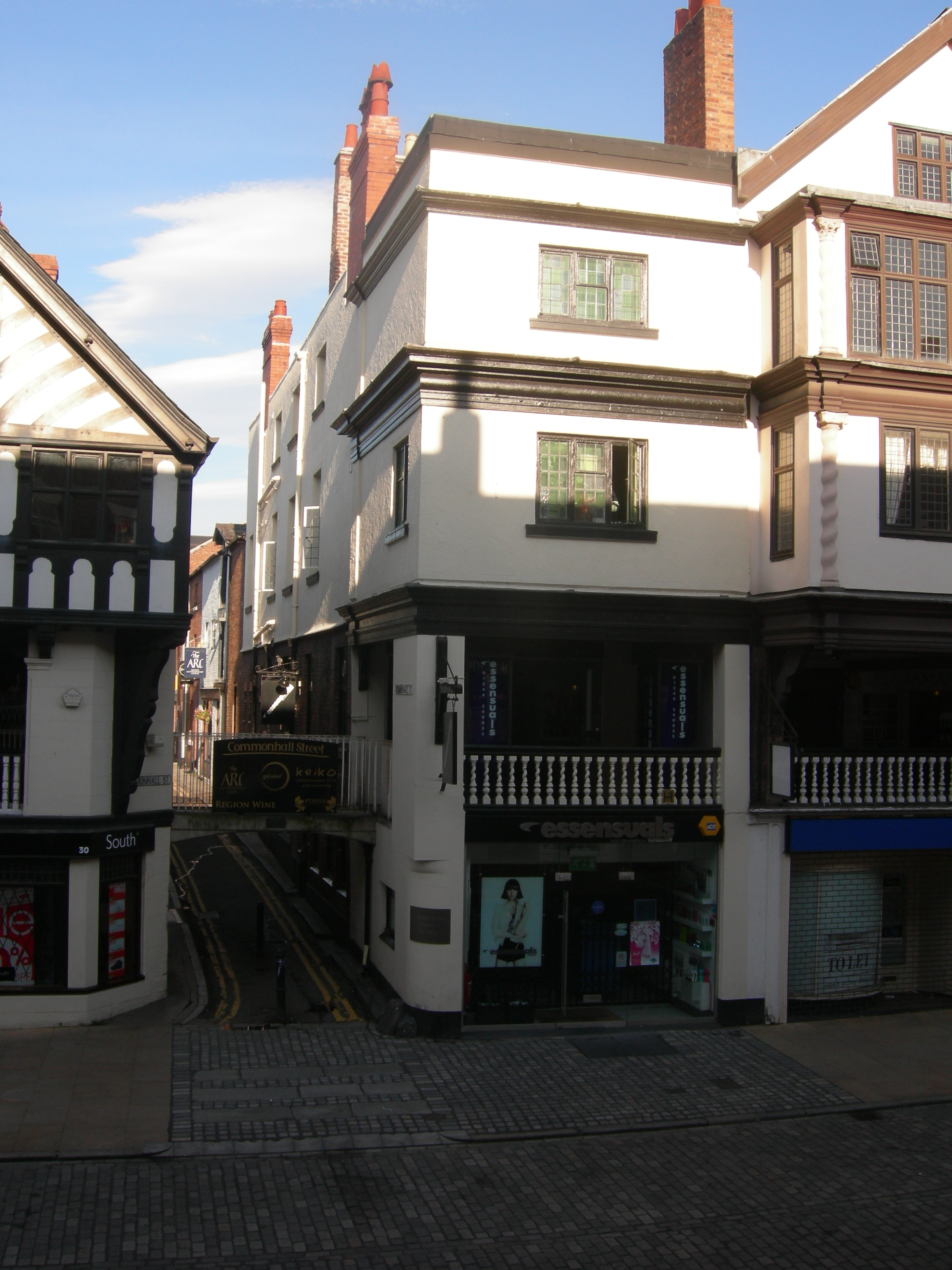 Commonhall Apartments