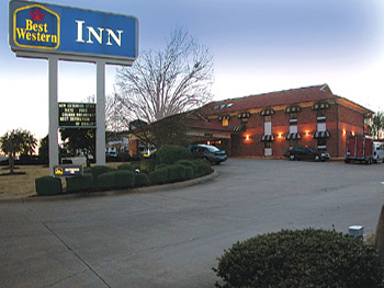 BEST WESTERN Jacksonville Inn