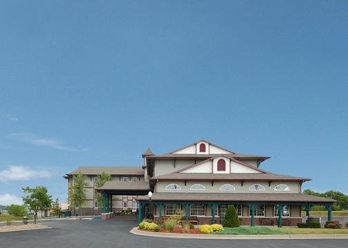 Comfort Inn Sedalia Station