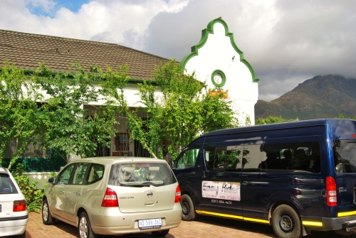 ‪Stumble Inn Backpackers Lodge Stellenbosch‬