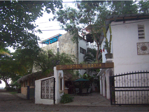 Hotel Alegria