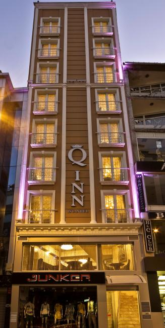 Q Hotel Turkey The Q-Inn Hotel Istanbul