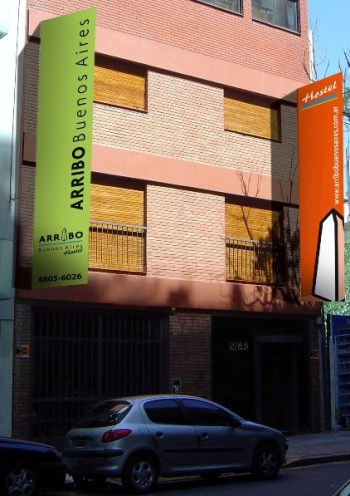 Arribo Buenos Aires Hostel