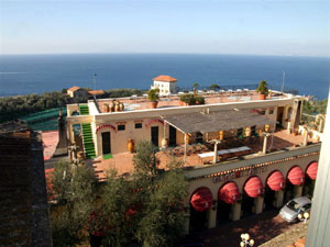Hotel Villa Pina