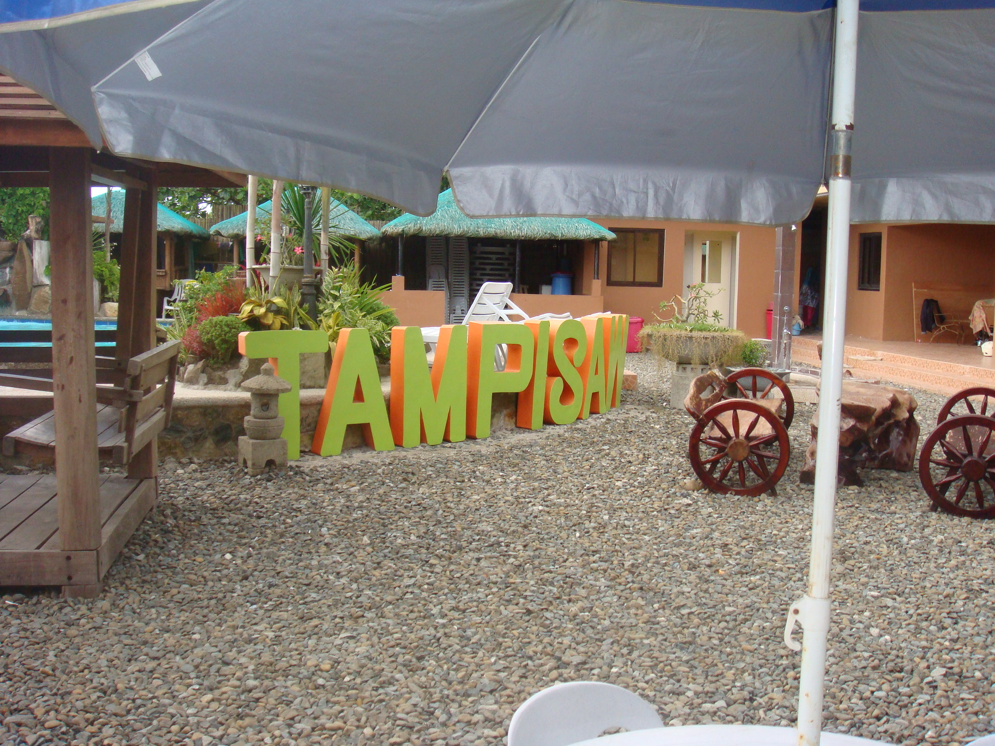 Tampisaw Beach Resort