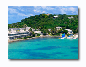 Long Bay Hotel, Antigua