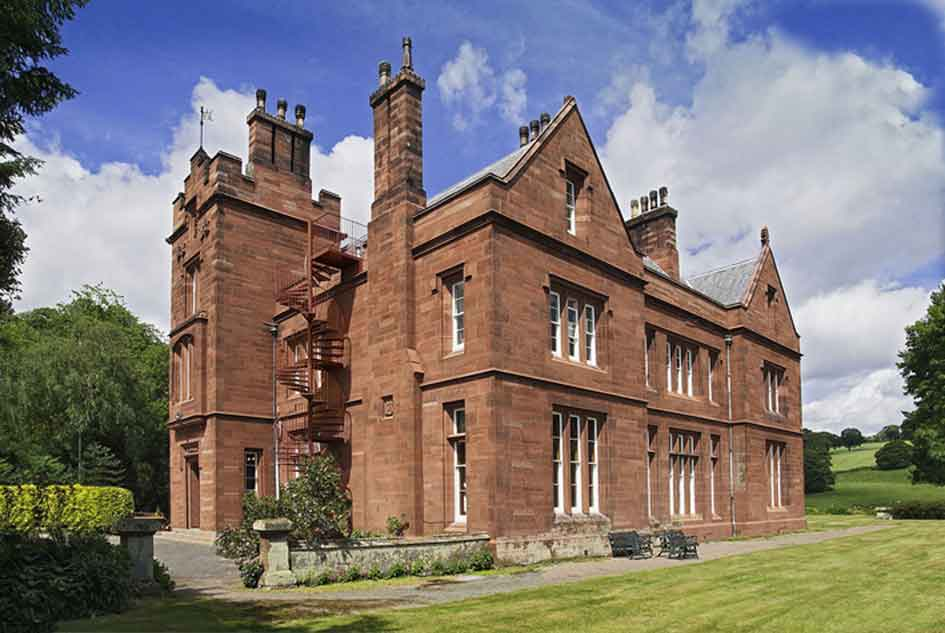 Staffield Hall