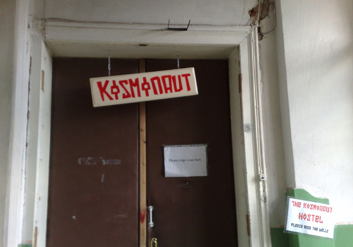The Kosmonaut Hostel