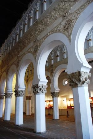 Synagogue of Saint Mary the White (Santa Maria la Blanca)