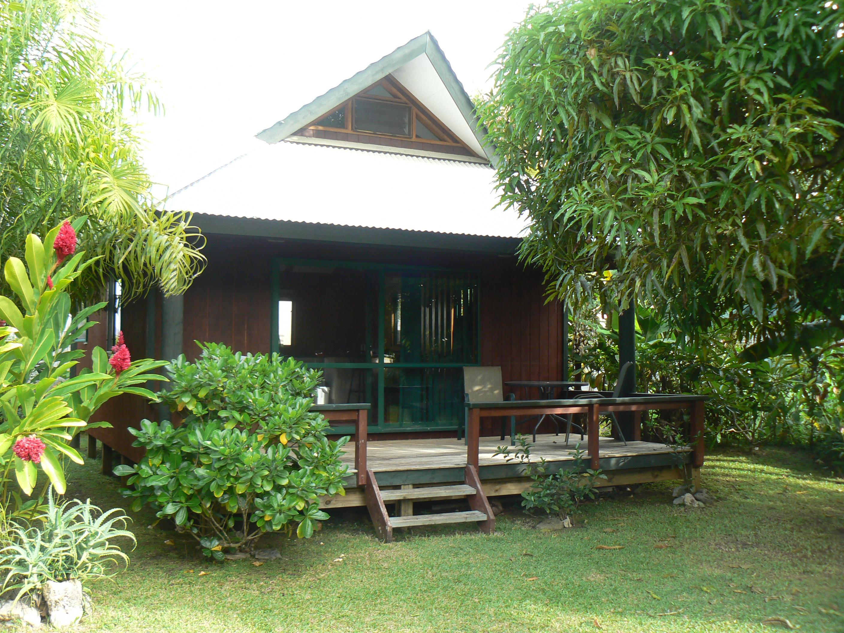 Muri Shell Bungalows