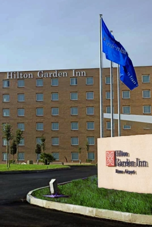 Hilton Garden Inn Rome Airport