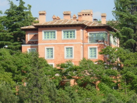 Hotel Quinta De Los Cedros