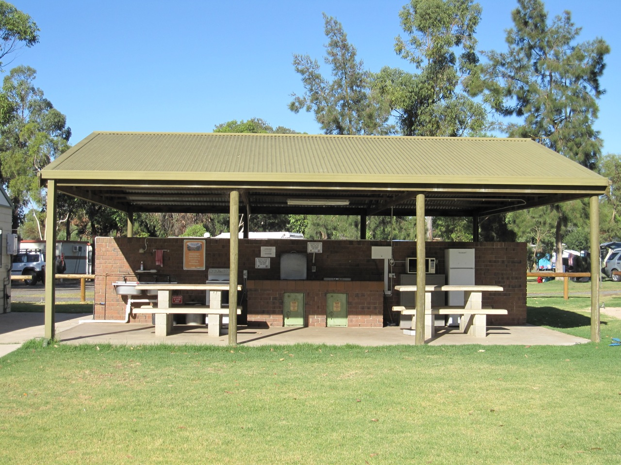 Discovery Holiday Parks - Barossa Valley