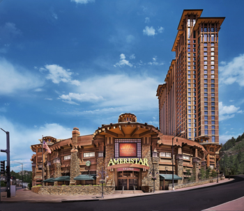 ‪Ameristar Casino Resort Spa Black Hawk‬