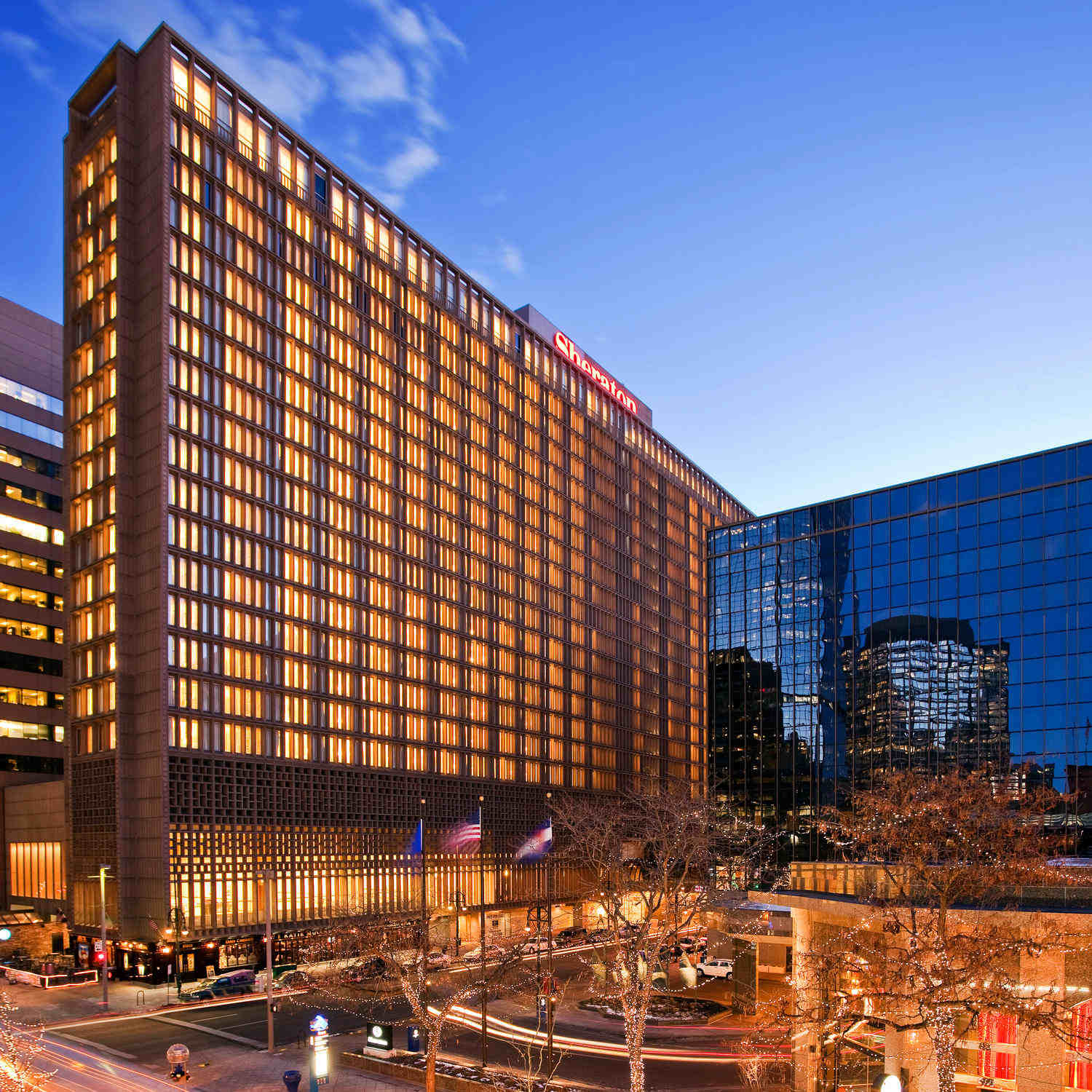Sheraton Denver Downtown Hotel