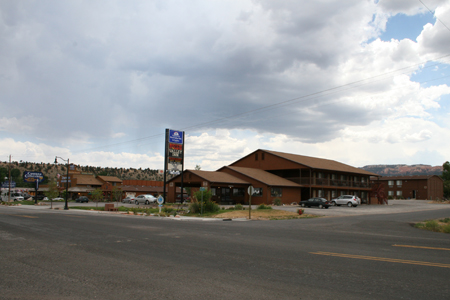 ‪Americas Best Value Inn & Suites-Bryce Valley‬