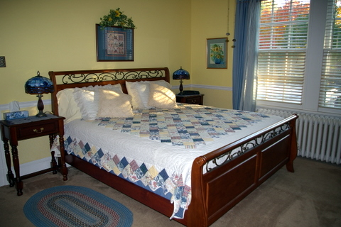 Prairie Queen Bed a