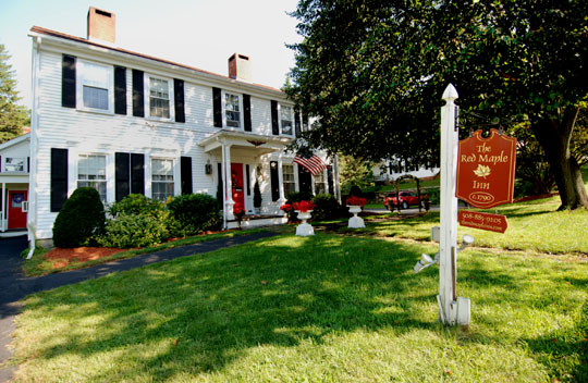 The Red Maple Inn