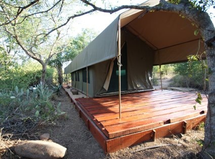 Calao Tented Camp