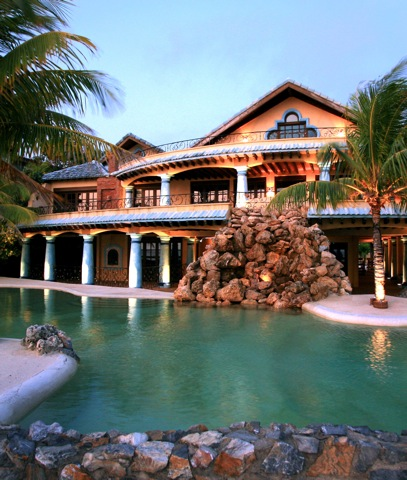 The Mansion at Costa Tesoro