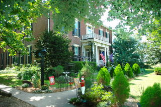 1851 Historic Maple Hill Manor Bed & Breakfast, Alpaca & Llama Farm, and Fiber Farm Store