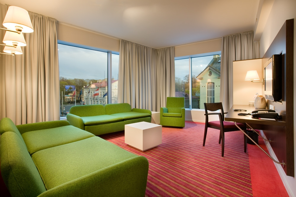 Park Inn by Radisson Mertion Conference & Spa Hotel Tallinn