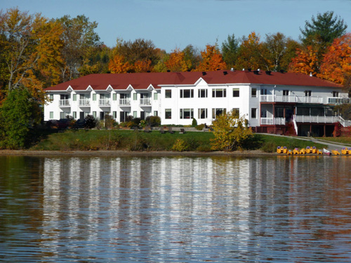 ‪Le Manoir du lac William‬